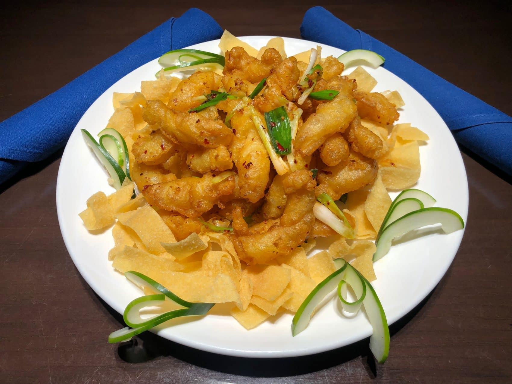 Crispy Calamari Basket - Rise Sushi - Creative Asian Cuisine