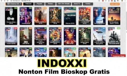 Warganet Ambyar Pemerintah Akan Hapus Situs Film Indoxxi Kediri