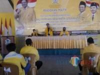 8 Kursi di DPRD Banyuwangi Jadi Bidikan Golkar di Pileg 2024