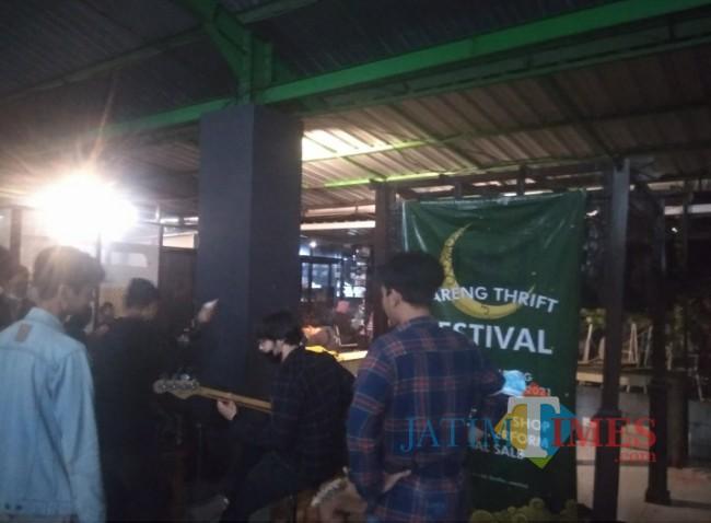 Geliat Movements Pemuda Pasar Bareng: Thrift Festival