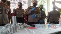 Polres Bondowoso Berhasil Ringkus Sindikat Pengedar Bubuk Mercon
