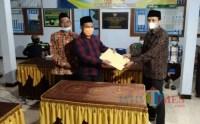 Desa Junjung Terbitkan Perdes Tanah Kas Desa