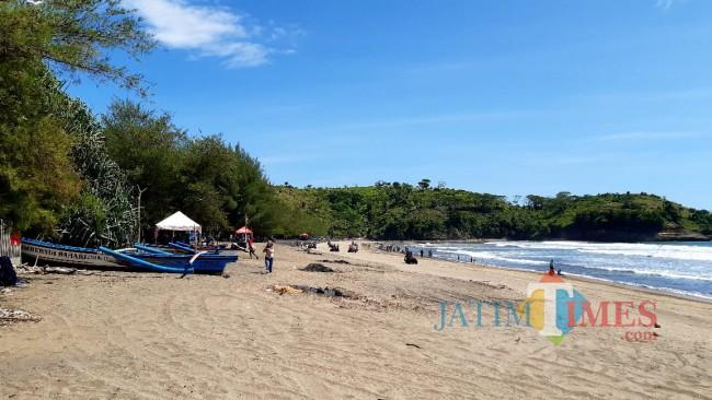 Destinasi Wisata Pantai di Kabupaten Blitar Sepi Pengunjung, Gegara Isu Tsunami