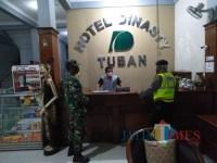 TNI-Polri Jenu Patroli di Hotel dan Penginapan, Tegakkan Prokes