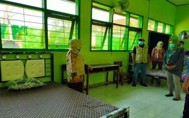 Gedung Sekolah di Jombang Siap Jadi Rumah Isolasi Terpusat Pasien Covid-19