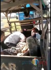 Video Viral Jenazah Dibawa Pulang Naik Motor Tossa, Ini Kata RSUD Panti Waluyo