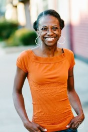 Nazelah Jamison - Writer and Performer