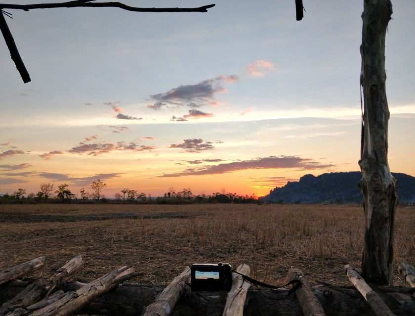 How to capture the sunset while still enjoying it :)