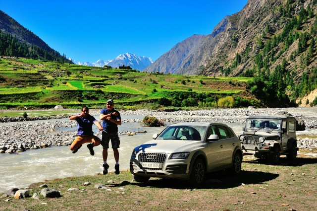 The Sach Pass Trip