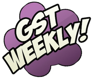 The album art for our weekly show - GST Weekly