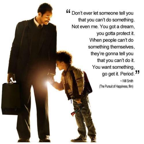 Image result for the pursuit of happiness quotes