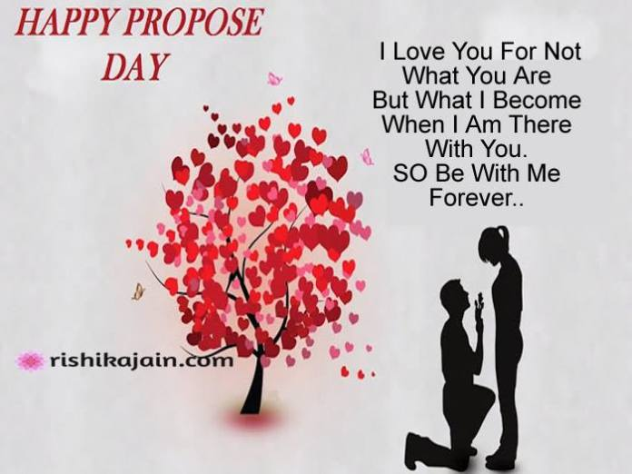 Propose Day Wishes Message Quotes Images Greetings For Girlfriend Boyfriend