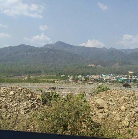 Rishikesh–Karnprayag railway line