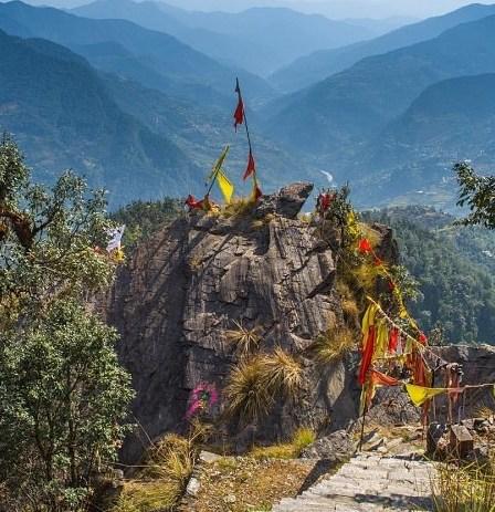 Kalishila Trek An unknown place