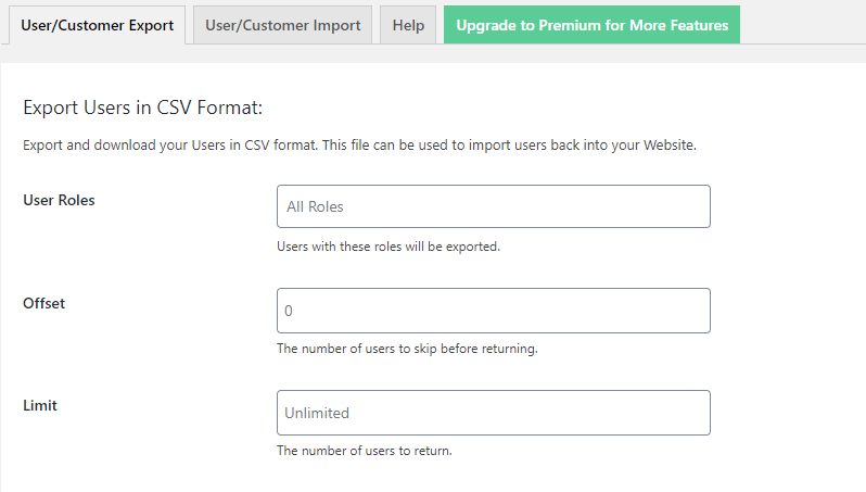 Cómo Importar Exportar Usuarios en WordPress
