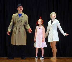 musical theater program Woburn MA
