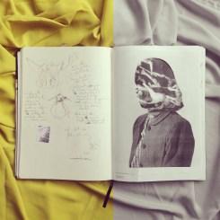 Aimee sketchbook