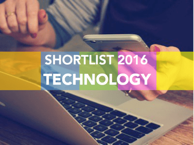Rising Stars in technology and IT Shortlist