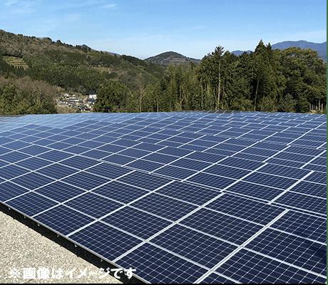 太陽光発電所 エネパーク 宇部②