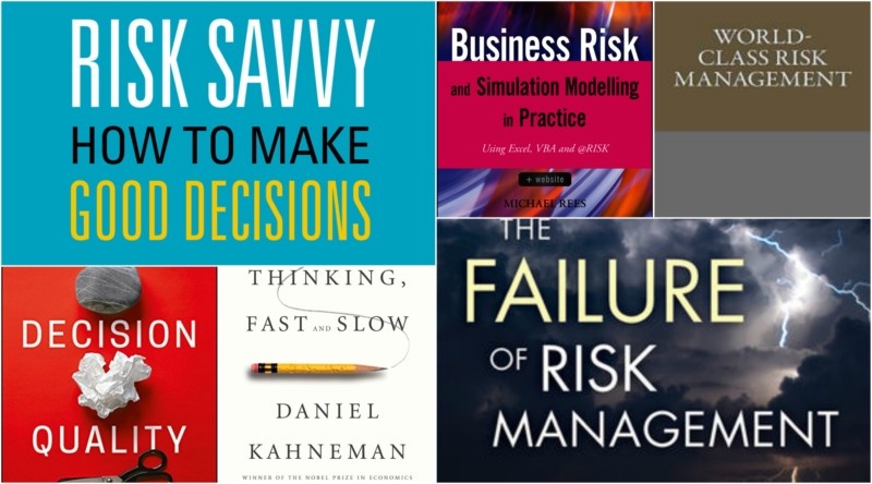 12 best risk management books