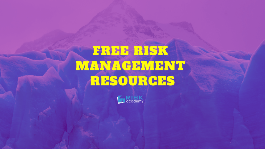 Best risk management resources. And they are totally free