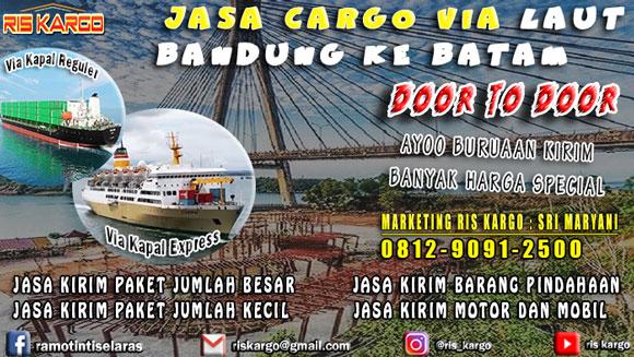 Ekspedisi Bandung Batam