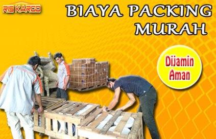 Jasa Packing Ris Kargo