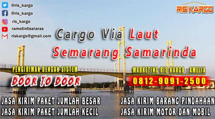 Ekspedisi Semarang Samarinda