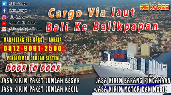 Ekspedisi Bali Ke Balikpapan