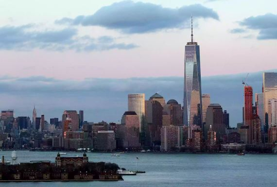 Manhattan History