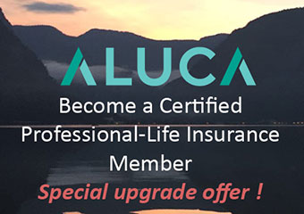 ALUCA Become a Certified Professional Life Insurance Member - Special Upgrade Offer