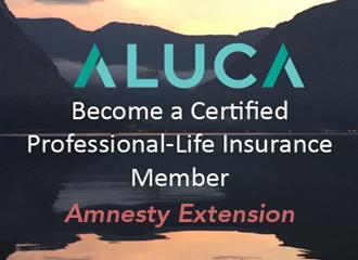 Extension of ALUCA's Professional Accreditation CPLI