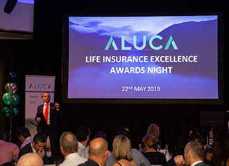ALUCA Life Insurance Excellence Awards Night 2019