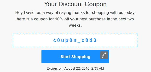 Receiptful - Order Discount