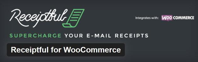 Receiptful for WooCommerce - WordPress Plugin