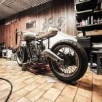 オートバイ整備