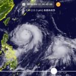 台風15号の卵