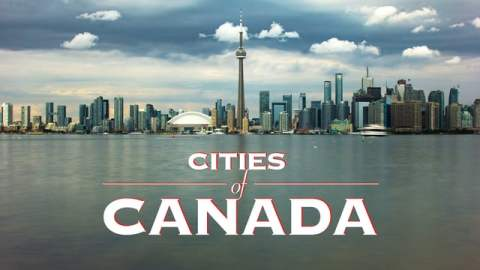 The Coolness of Canada Fit Into a 3-Minute Hyperlapse