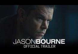 Bourne is Back – July 2016