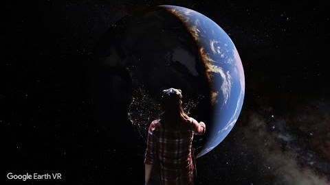 Teleport To Anywhere in the World With Google Earth VR