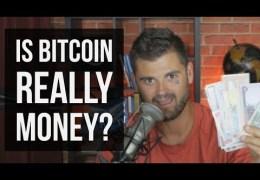 """Bitcoin as """"Money"""""""