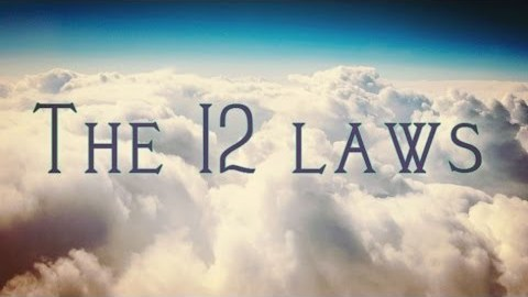 12 Universal Laws