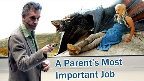A Parent's Most Important Job