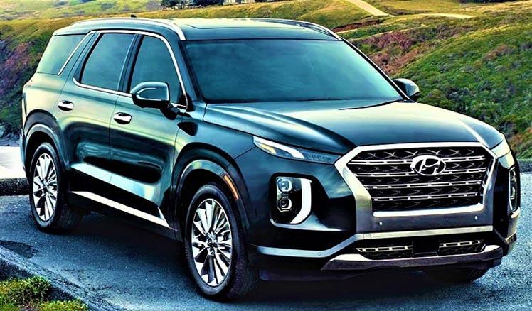 Premium SUV - Hyundia Palisade / Seats 5 max
