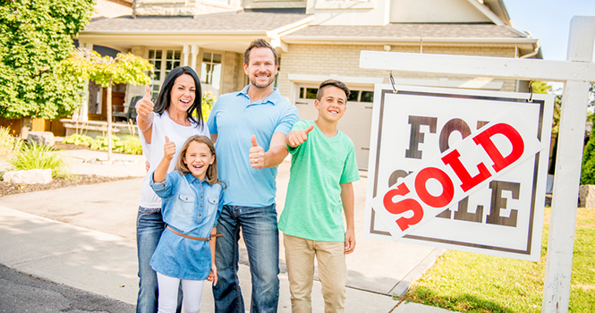 Existing-Home Sales Reach Highest Pace in Over Nine Years