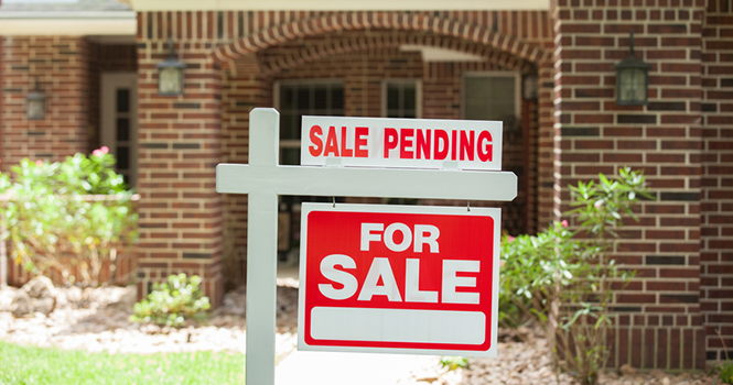 Pending Home Sales Creep Higher in June