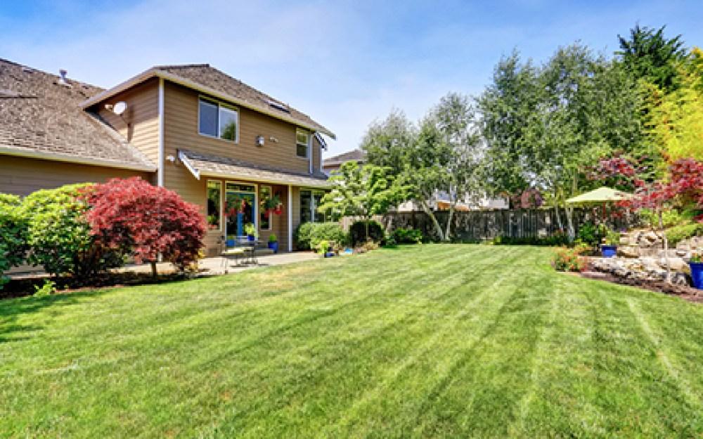 Homebuyers: Bring on the Big Yards