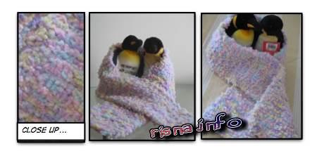 spongyscarf