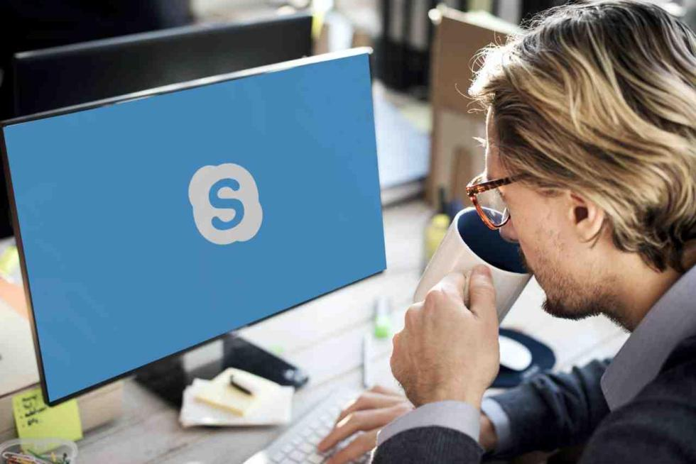 skype nel colloquio di lavoro