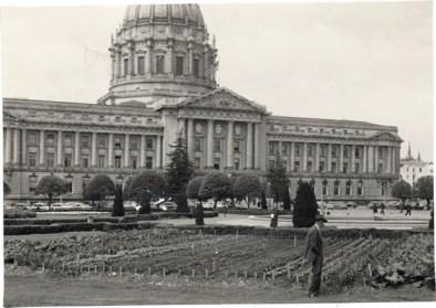 Victory Gardens durante la seconda guerra mondiale